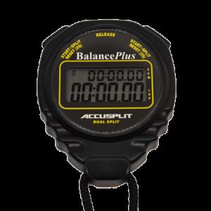 Ручной секундомер для керлинга Balance Plus Dual Split